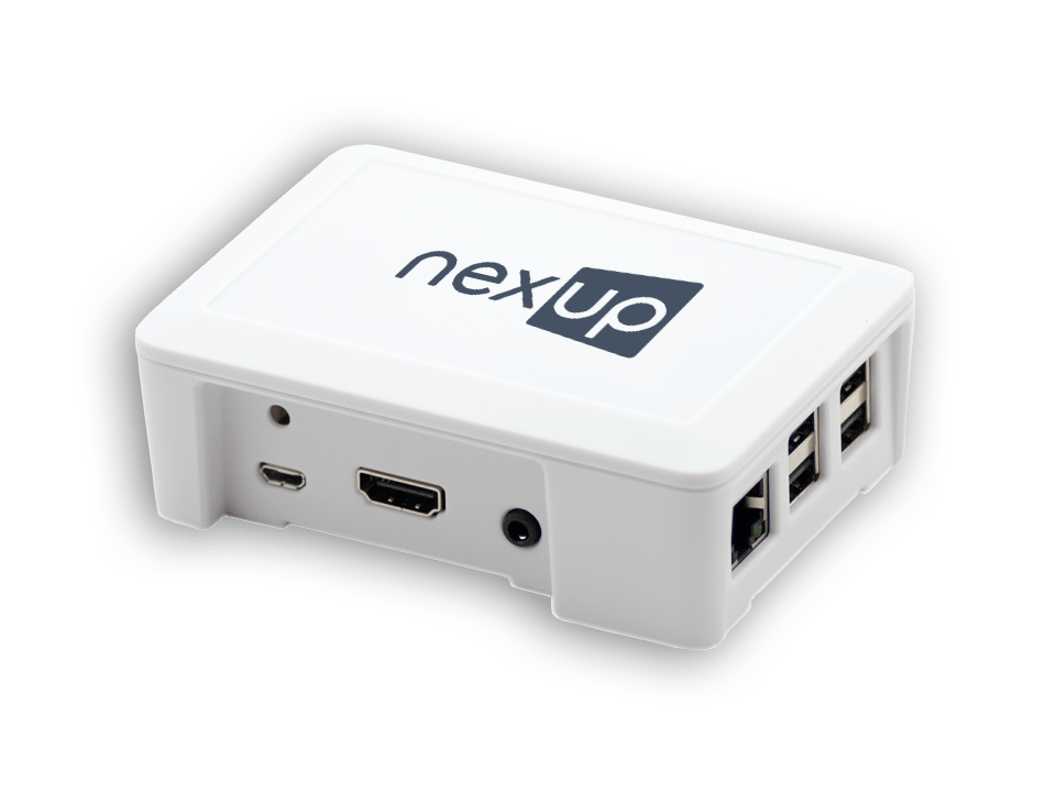 nexup : la box